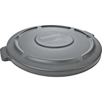 Rubbermaid 32-gallon Brutish Container Flat Lid
