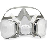 3M Dual Cartridge Respirator MMM52P71