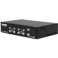 StarTech.com StarView SV431DVIUAGB KVM Switch