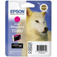 Epson UltraChrome T0963 Ink Cartridge - Magenta