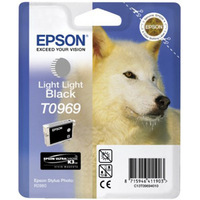 Epson UltraChrome T0969 Ink Cartridge - Light Light Black