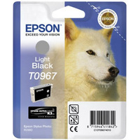 Epson UltraChrome T0967 Ink Cartridge - Grey