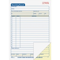 Adams Carbonless Receiving Record Book ABFDC5089