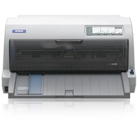 Epson LQ-690 Dot Matrix Printer - Monochrome - 24-pin - 106 Column - 529 Mono - USB - Parallel