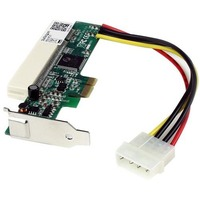 StarTech.com PCI Express to PCI Adapter Card - 1 x PCI
