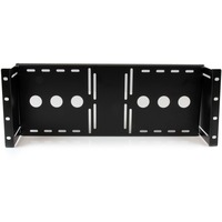 StarTech.com Universal VESA LCD Monitor Mounting Bracket for 19in Rack or Cabinet