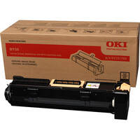 Oki 01221701 Laser Imaging Drum - Black