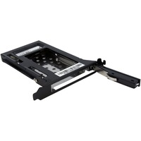 StarTech.com 2.5in SATA Removable Hard Drive Bay for PC Expansion Slot - 1 x Total Bay - 1 x 2.5 Bay
