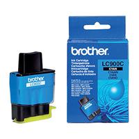 Brother LC-900C Ink Cartridge - Cyan
