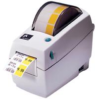 Zebra LP 2824 Plus Direct Thermal Printer - Label Print - Monochrome