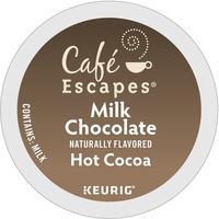 Cafe Escapes Milk Chocolate Hot Cocoa t6801
