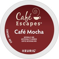 Cafe Escapes Cafe Mocha Coffee t6803