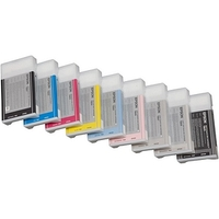 Epson C13T603500 Ink Cartridge - Light Cyan
