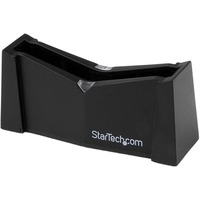 StarTech.com USB to SATA External Hard Drive Docking Station for 2.5in SATA HDD - USB - Black
