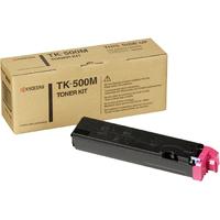 Kyocera Mita 370PD4KW Toner Cartridge - Magenta