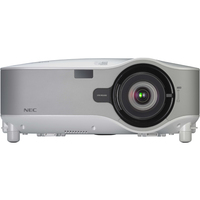 NEC Display NP3250 LCD Projector