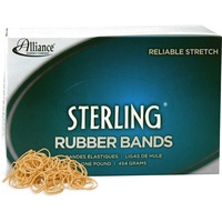 Alliance Rubber 24105 Sterling Rubber Bands Size 10 ALL24105