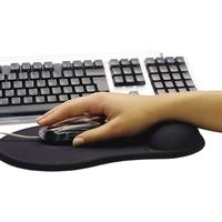 Sandberg 520-23 Mouse Pad - Black - Silicone