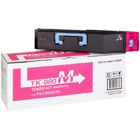 Kyocera Mita 1T02KABNL0 Toner Cartridge - Magenta