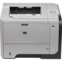 HP LaserJet P3015DN Laser Printer - Monochrome - Plain Paper Print - Desktop