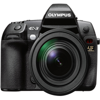 "Olympus M E-3 Digital SLR Camera ( Body Only ) - 10.1 Megapixel - 6.4 cm (2.5"") Active Matrix TFT Colour LCD"