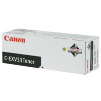 Canon C-EXV33 Toner Cartridge - Black