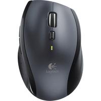 Logitech M705 Mouse - Laser Wireless - Silver