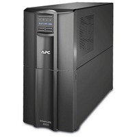 APC Smart-UPS SMT3000I Line-interactive UPS - 3000 VA/2700 WTower - Lead Acid - 6 Minute - 220 V AC - 230 V AC - 8 x IEC 60320 C13, 1 x IEC 60320 C19, 8 x IEC 60320