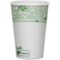 Dixie EcoSmart Viridian Paper Hot Cups 2342pla