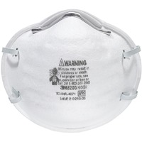 3M N95 Particle Respirator 8200 Mask MMM8200