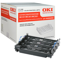 Oki 44494202 LED Imaging Drum - 20000 Page