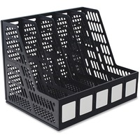 Advantus 5 compartment MagazineLiterature File AVT34092