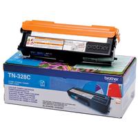 Brother TN328C Toner Cartridge - Cyan
