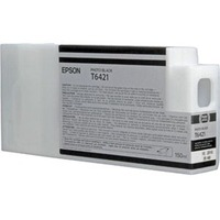 Epson UltraChrome HDR C13T642100 Ink Cartridge - Photo Black