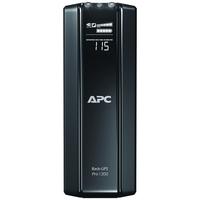 APC Back-UPS BR1200GI Line-interactive UPS - 1200 VA/720 WTower - 8 Hour Lead Acid - 8 Minute - 220 V AC - 230 V AC - 2 x IEC Jumper, 5 x IEC 60320 C13, 5 x IEC 6032