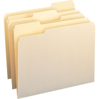 Smead Top Tab File Folders - Manila