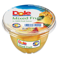 Dole Mixed Fruit Cups 71924
