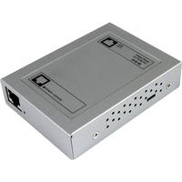 StarTech.com 10/100 PoE Power over Ethernet Splitter 5V/12V - Silver
