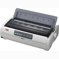 Oki MICROLINE 5721ECO Dot Matrix Printer - Monochrome