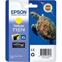 Epson UltraChrome K3 T1574 Ink Cartridge - Yellow