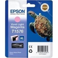 Epson UltraChrome K3 T1576 Ink Cartridge - Light Magenta
