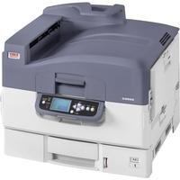 Oki C9655DN LED Printer - Colour - 1200 x 600 dpi Print - Plain Paper Print - Desktop