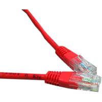 Cables Direct ERT-610R Cat6 Network Cable 10m Red