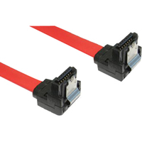 Cables Direct 90 cm SATA II Data Transfer Cable - Right Angled