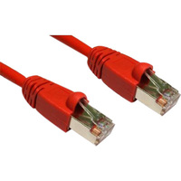 Cables Direct B6ST-703R 3m Cat6 Cable LS0H