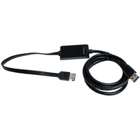 StarTech.com 3 ft SuperSpeed USB 3.0 to eSATA Cable Adapter - 1 x Type A Male USB - 1 x eSATA - Black