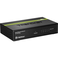 TRENDnet TE100-S50g 5 Ports Ethernet Switch