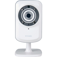 D-Link DCS-932L Network Camera - Colour