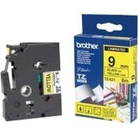 Brother TZ621 Laminated Tape - 9 mm x 8 m - Glossy