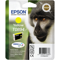 Epson DURABrite Ultra T0894 Ink Cartridge - Yellow